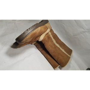 Ugg fur boots 10